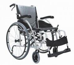 wozek inwalidzki aluminiowy karma s ergo 115 1