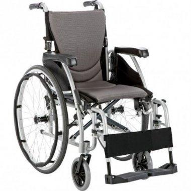 wozek inwalidzki aluminiowy karma s ergo 25